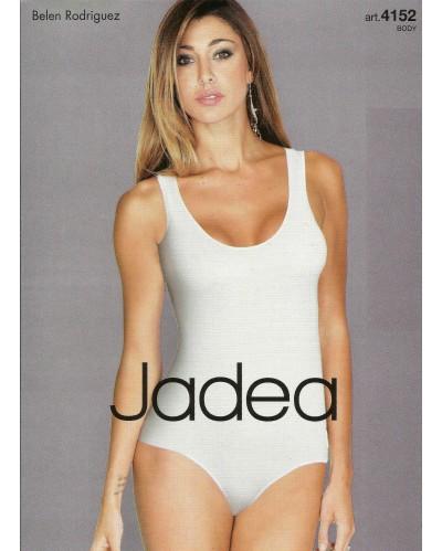 Body spalla larga cotone elasticizzato Jadea